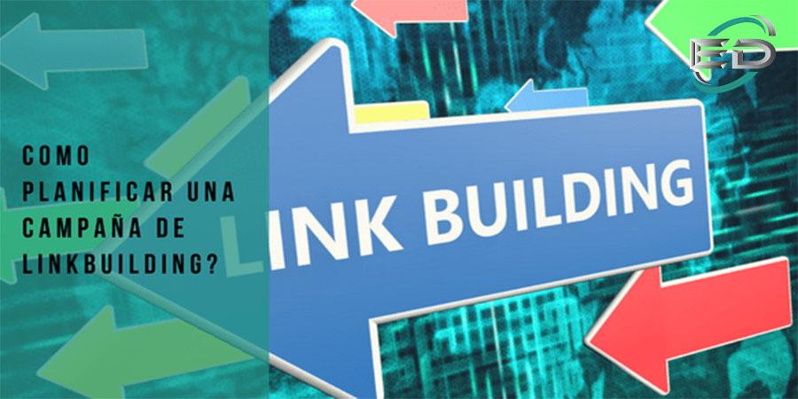 planificar una campaña linkbuilding
