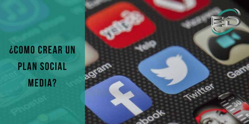 plan social media marketing
